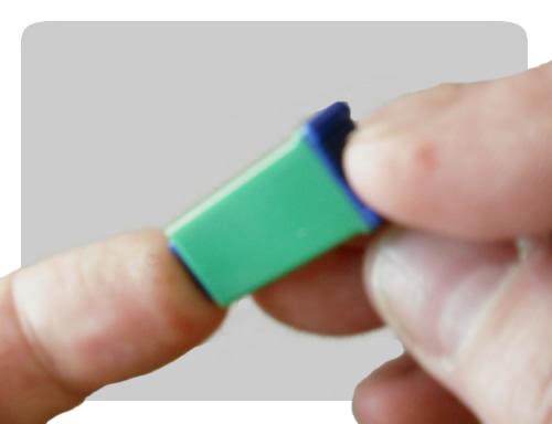 Lanzette Finger
